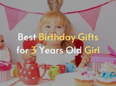 Best Birthday Gifts for 3 Year Old