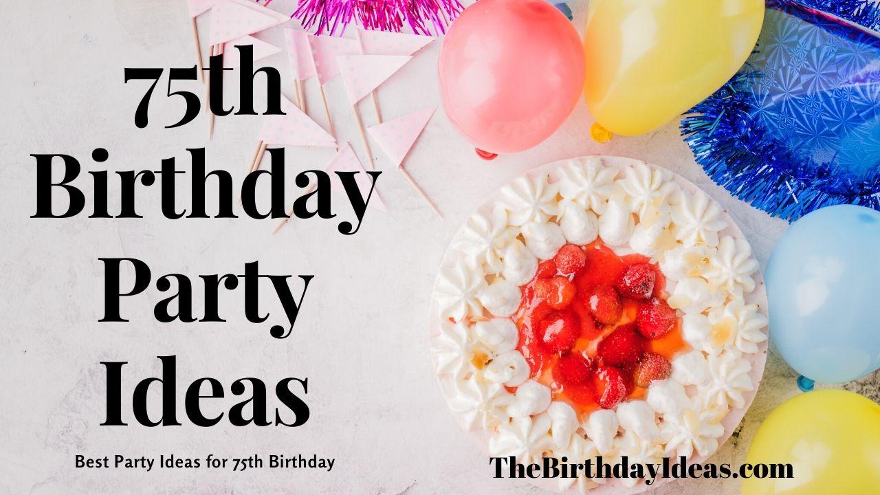 best birthday ideas
