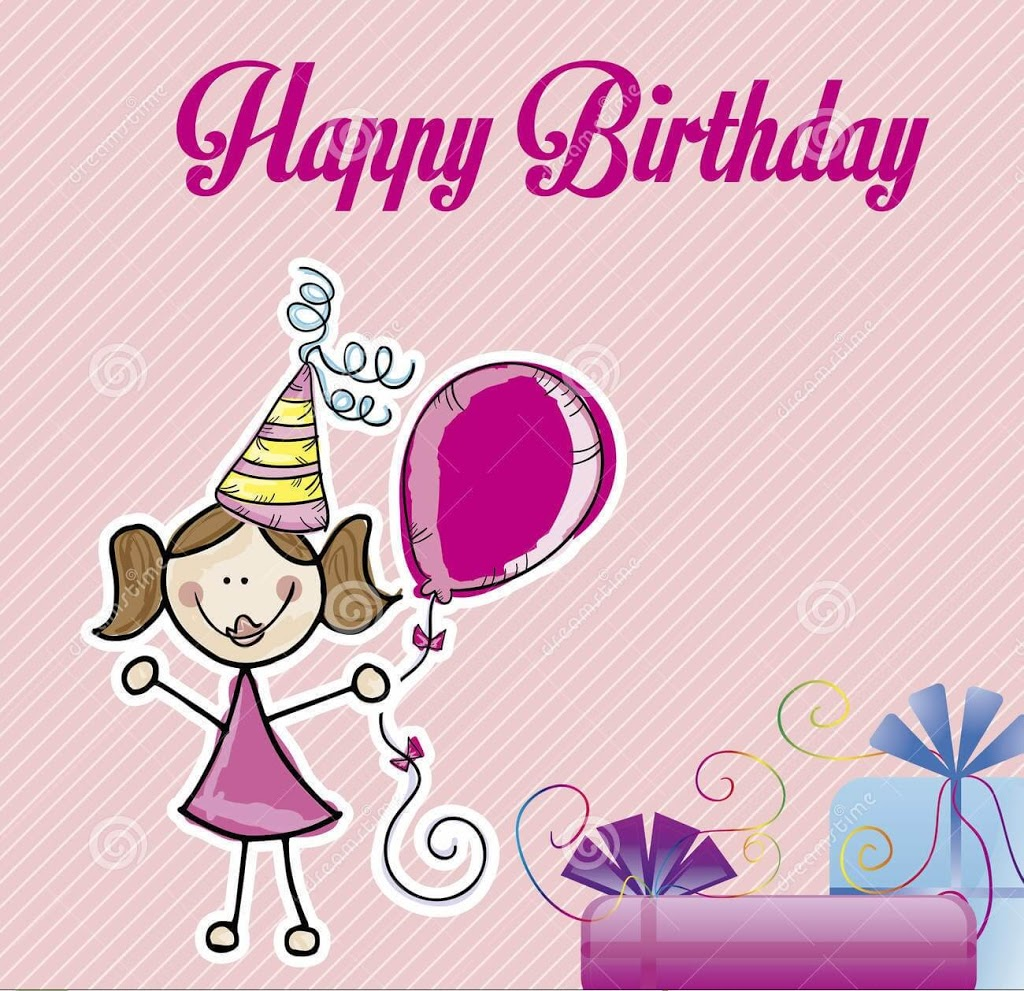 Happy Birthday Girlfriend: Wishes. Cake Images. Quotes. Greeting Cards - The Birthday Wishes