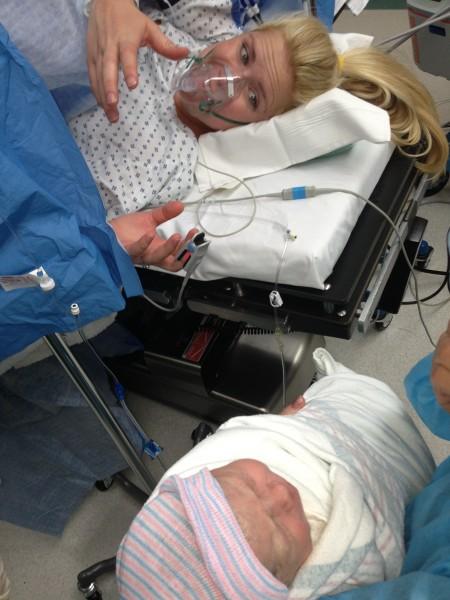 lactation link birth story