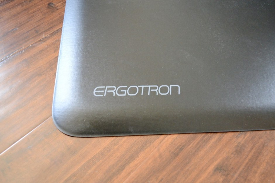 ergonomic floor mat