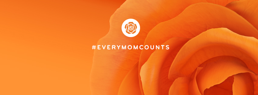 every mother counts rose