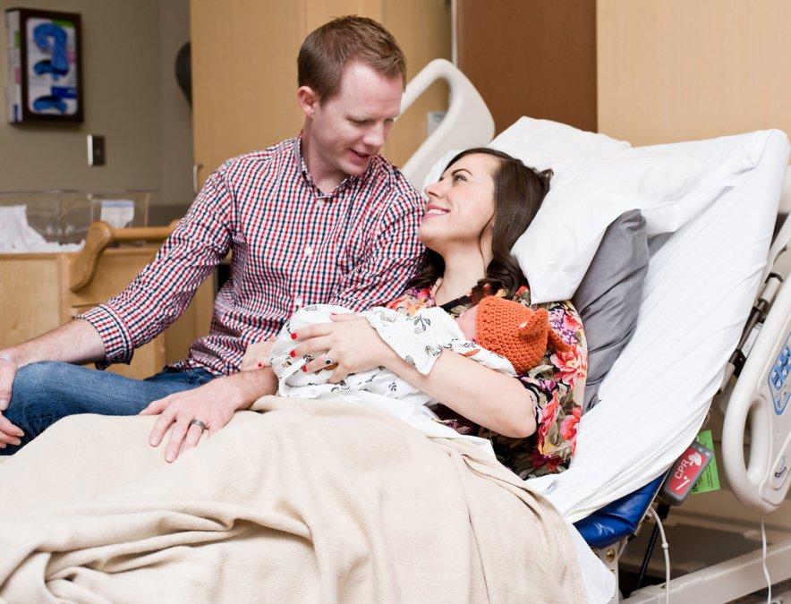 Infertility Journey, Pregnancy and Birth Story