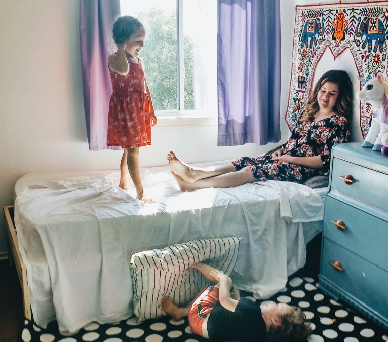 On Shared Bedrooms, Bedtime Routines & Sleep