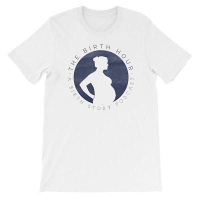 Plus Size Birth Hour Logo Tee