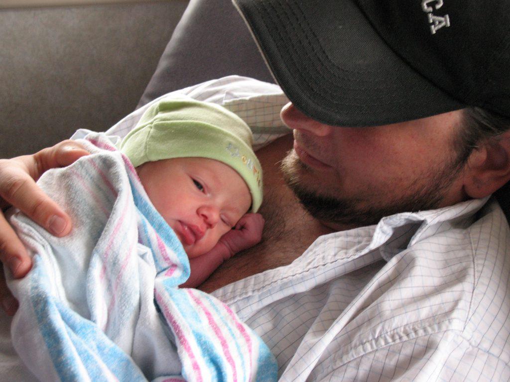 rebekah hoffer birth stories