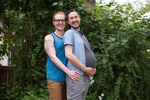 transgender dad