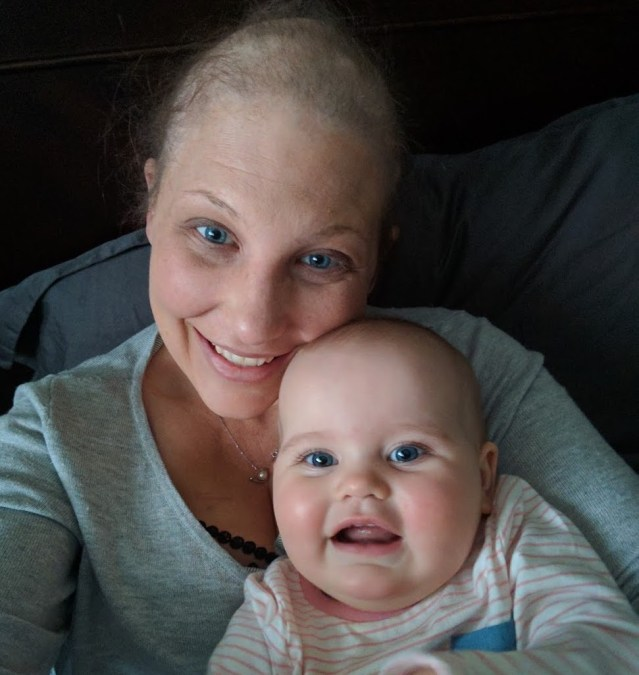 Stage 4 Cancer Diagnosis Postpartum and Going on to have Another Baby