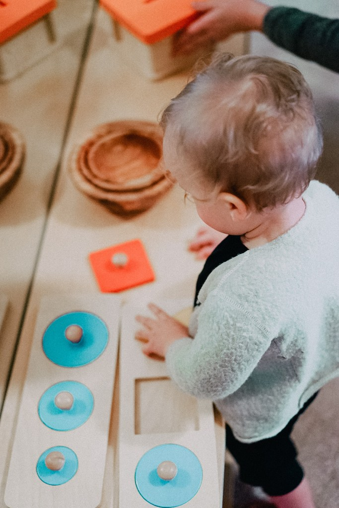 montessori toys for baby