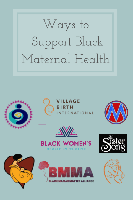Resources and Support for Black Maternal Health
