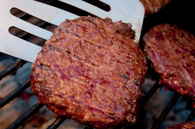 Bison Burgers Tailgate