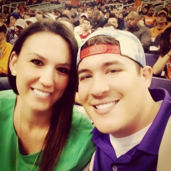 Date Night at the Suns Game