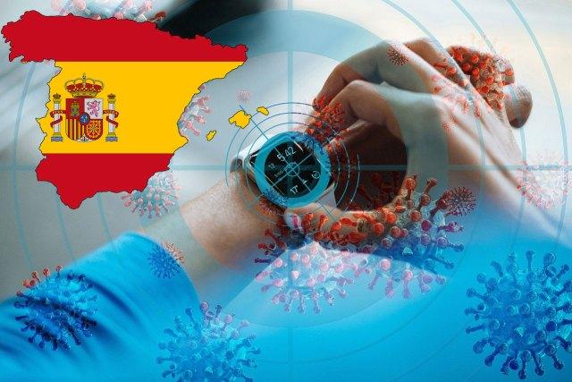 Corona app blockchain Spanish researchers develop Blockchain Corona app