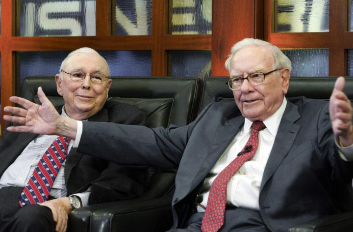 warren buffett, charlie munger, berkshire hathaway earnings, stock market