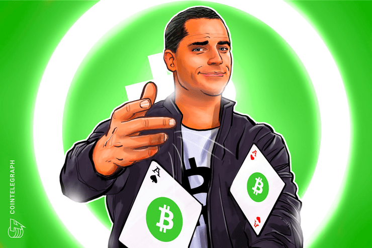 gSIAut - Roger Ver Says $5 Bitcoin Cash Giveaway Could Be Worth $5,000 Someday