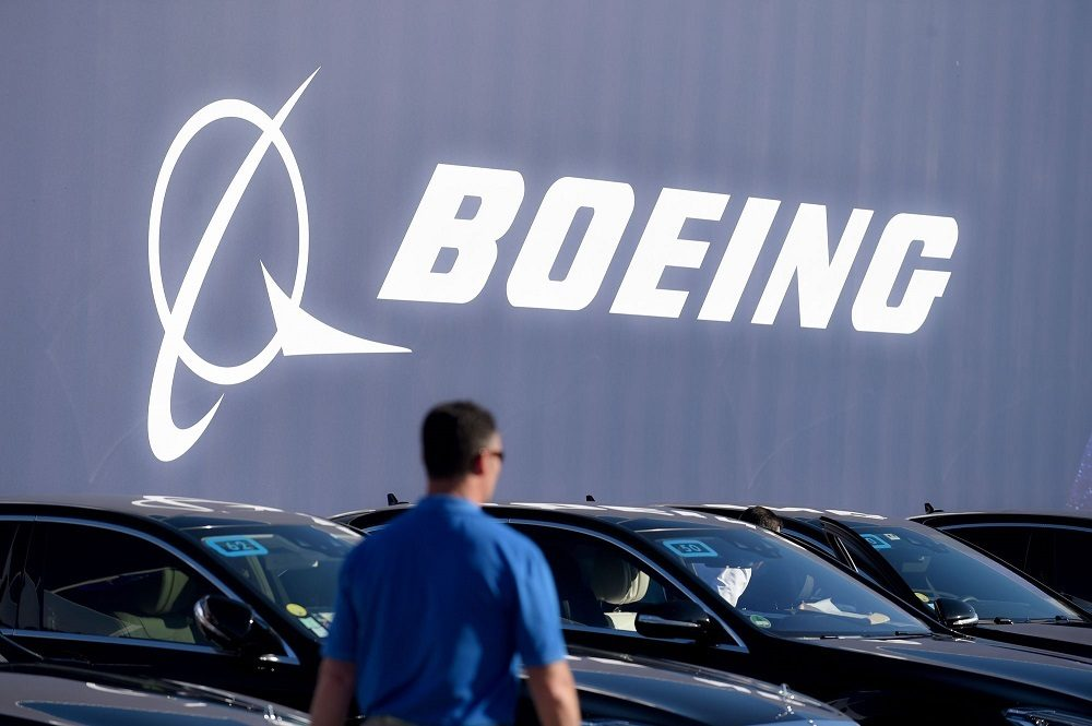 boeing stock, dow jones