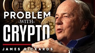 tWveGx - JAMES RICKARDS - CRYPTOCURRENCY: Are Crypto Currencies Reliable? | London Real