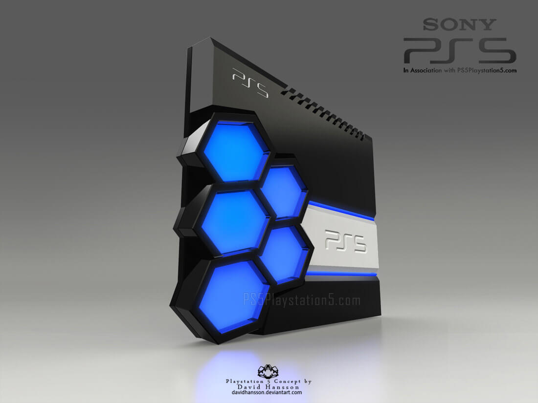Get HGet Hyped With These Excellent PlayStation 5 Concept Designsyped With These Stellar PlayStation 5 Concept Designs