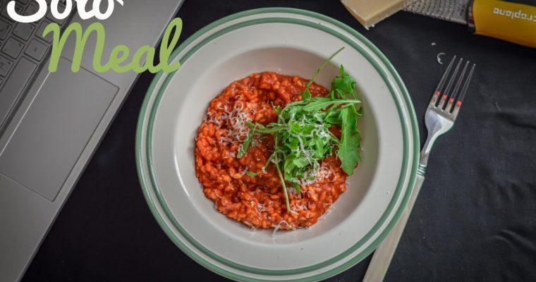 Tomato Risotto – Solo Meal