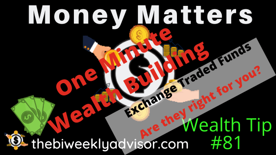 Exchange Traded Funds (ETF) A Beginners Guide