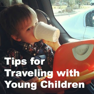 Tips for Traveling with Small Children