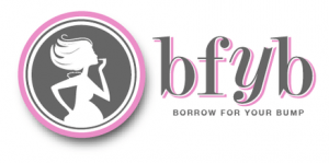 Borrow for Your Bump logo