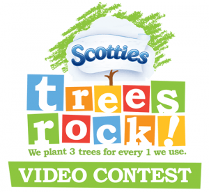 Scotties Trees Rock Contest
