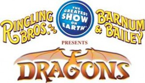 Ringling Bros Dragons