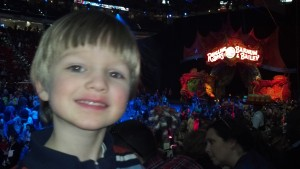 Jude at the Circus