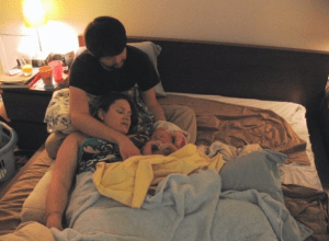 Jude's birth