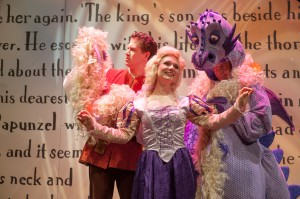 Rapunzel Storybook Theater