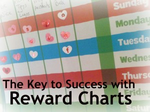 The key to success with reward charts www.thebkeepsushonest.com