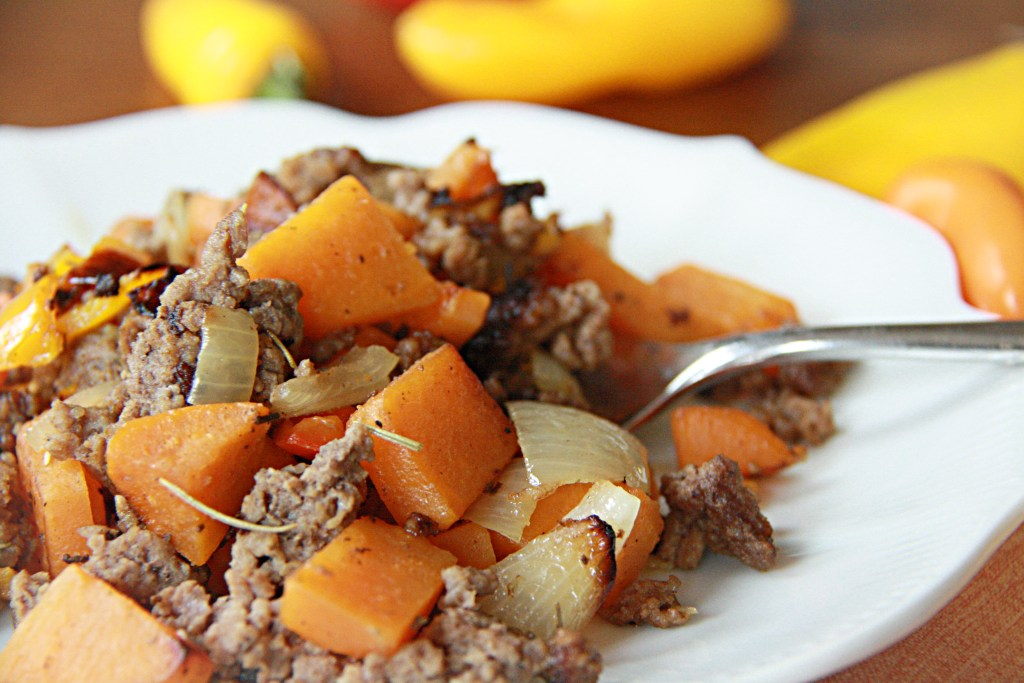 sweet potato beef
