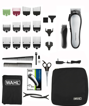 wahl lithium ion clippers