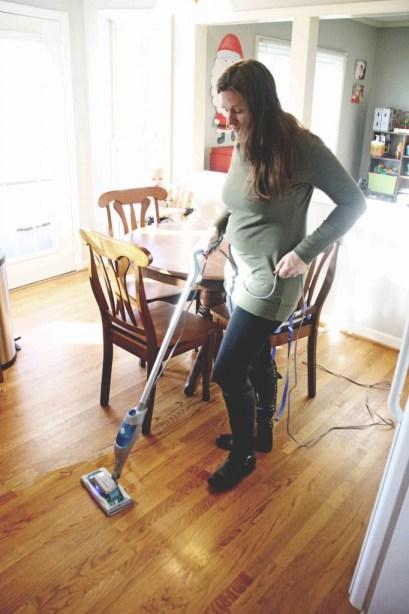 swiffer steam mop