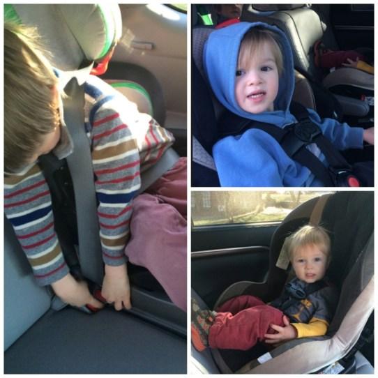 kids car seats 2014 highlander