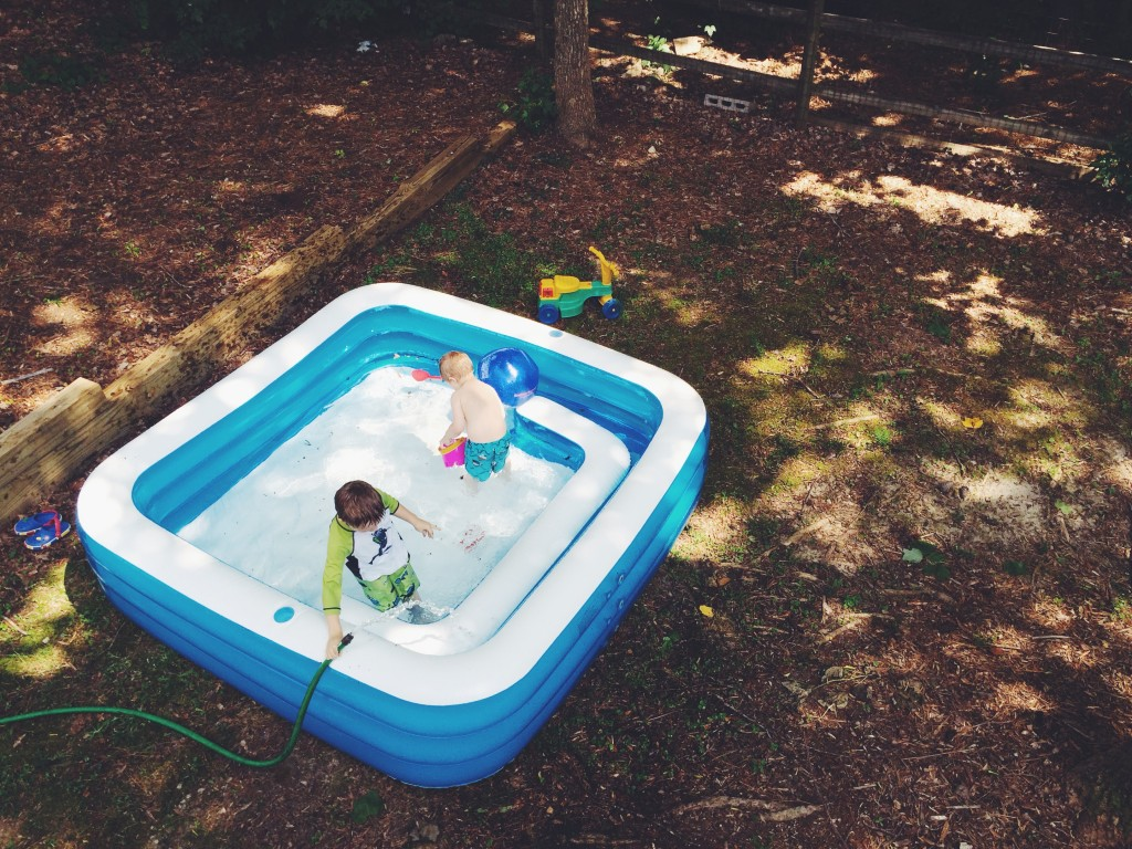 Backyard Ocean Deluxe Square Party Pool Review  The B