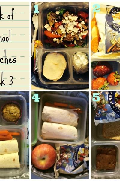 school lunches week 3