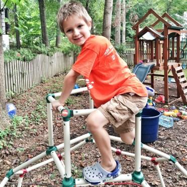 Lil Monkey Dome Climber