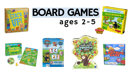Best Board Games for Kids by Age – The B Keeps Us Honest
