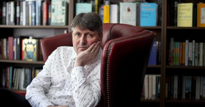 Simon Armitage is named the UK's new Poet Laureate   The BL