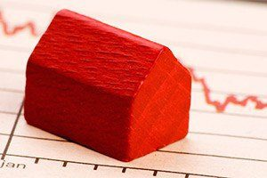 London House Prices down