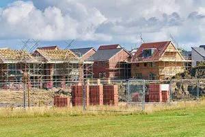 BLA WALES NEW HOUSING SMALL