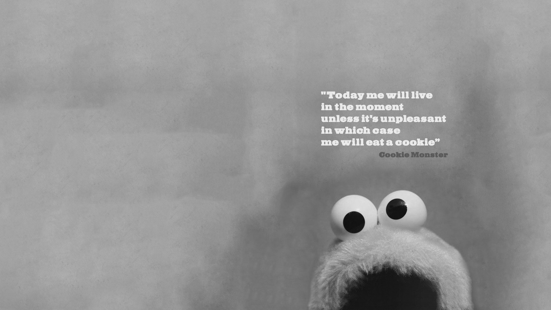 Cookie Monster Quote Wallpaper The Top 5 Ways To Make You More Unproductive Nlp