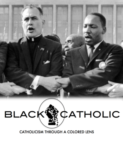 Happy Black History Month from BLACKCATHOLIC!
