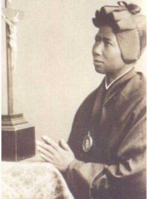 Black (And Catholic) Like Me 3:  St. Josephine Bakhita  (Black History Month 2019)