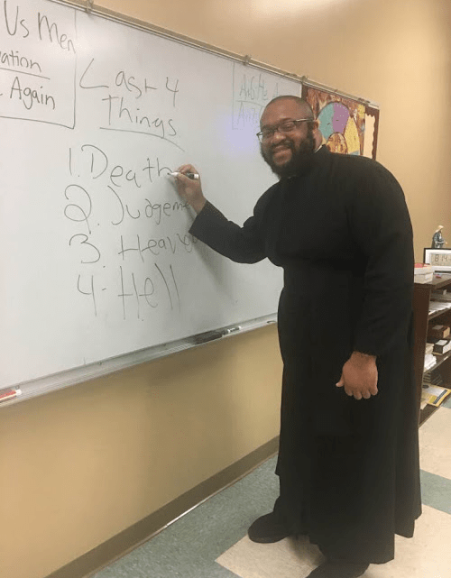 Summer 2019 Personal Update 1 of 3: My first summer assignment as a seminarian.