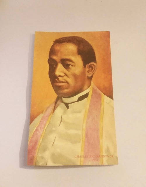 Pray for Us, Ven. Father Tolton! Tolton Prayer Card [Black History Month 2020]