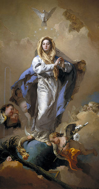 Happy Solemnity of the Immaculate Conception! Hail Our Spotless Lady!