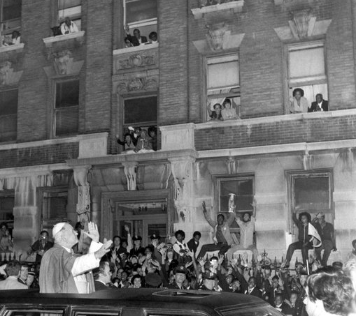 That Time St. John Paul II Came to Harlem